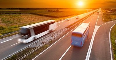 Transporte público interurbano de viajeros por carretera en la Comunidad Autónoma de Aragón