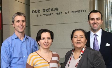 Entrevista Banco Mundial